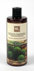 Шампунь грязевой с маслом макадамии для всех типов волос «Debora Cosmetics»