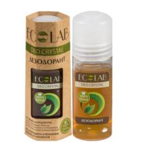 Дезодорант для тела DEO CRYSTAL «Кора дуба и зеленый чай»