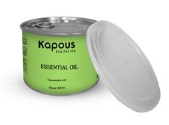 Жирорастворимый воск для для коротких волос в банках 400 мл Kapous
