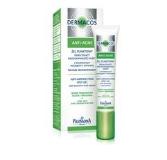 Устраняющий проблемы кожи гель точечного применения «Dermacos Anti-Acne»