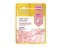 Маска-эссенция коллагеновая Collagen Essence Mask DERMAL PREMIUM