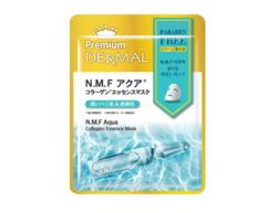Маска-эссенция коллагеновая с Комплексом натурального увлажнения N.M.F Aqua Collagen Essence Mask DERMAL PREMIUM