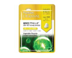 Маска-эссенция коллагеновая с Растительной плацентой Vegetable Placenta Collagen Essence Mask DERMAL PREMIUM