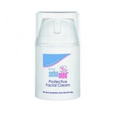 Крем защитный для лица Baby Sebamed protective facial cream