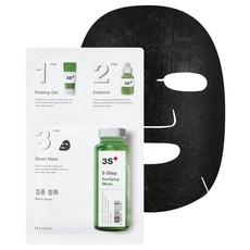 Очищающая маска для лица MISSHA 3-Step Purifying Mask, 2уп