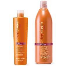Шампунь питательный для окрашеных волос Inebrya Ice cream Color shampoo