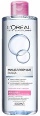 Мицелярная вода L'Oreal Dermo Expertise Для сухой и чувствительной кожи