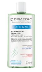 Нормализующий шампунь для жирных волос с проблемой выпадения, 300мл Dermedic CAPILARTE