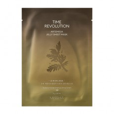 Тканевая маска для лица MISSHA Time Revolution Artemisia Jelly Sheet Mask