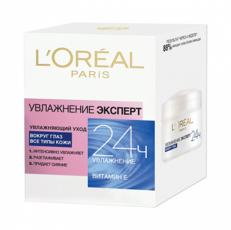 Крем для кожи вокруг глаз L'Oreal Dermo Expertise Увлажнение Эксперт