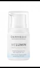 Дневной защитный осветляющий крем SPF50+, 55г Dermedic MELUMIN