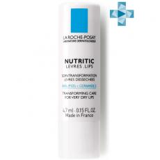 Питательный бальзам для глубокого восстановления кожи губ NUTRITIC LEVRES LA ROCHE-POSAY