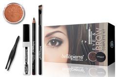 Набор для макияжа глаз и бровей Eye & Brow Complete Kit BELLAPIERRE