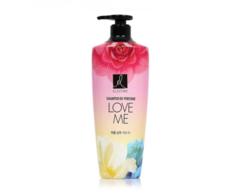 Парфюмированный шампунь для всех типов волос Elastin Perfume Love me PERIOE