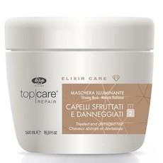Маска для сияния и блеска волос Lisap Top care repair Elixir Care Lisap
