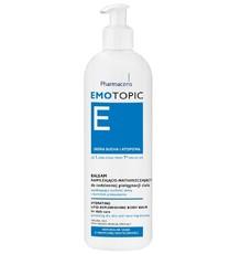 Увлажняющий питательный бальзам для ежедневного ухода за телом (с перв.дн.жиз., д/дет.и взр.) Pharmaceris E Hydrating and Lipid-Replenishing Body Balm