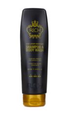 Тонизирующий шампунь для волос и тела Energising RICH