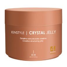 CRYSTAL JELLY.  Креативный структурирующий гель  4 - сильная фиксация KINSTYLE Cosmetics