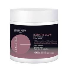 Essentiel Keratin Glow Маска для укрепления и сияния волос EUGENE PERMA