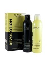 Лосьон для коррекции цвета волос RevoLotion (150+150) Kapous Studio
