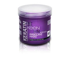 Маска с кератином «Стойкость цвета» KEEN
