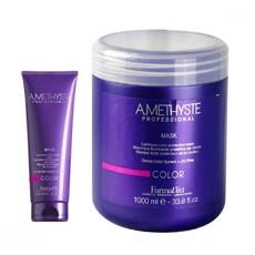 Маска для защиты цвета волос «Amethyste Color» FarmaVita