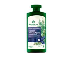 Освежающий гель для ванны и душа Гималайская сосна и мед  мануки Herbal Care Farmona