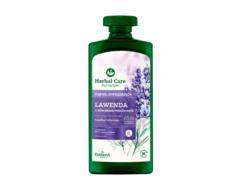 Релаксирующий гель для ванны и душа Лаванда и ванильное молочко Herbal Care Farmona