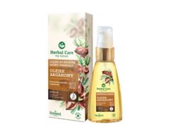 Питательное масло для волос, тела и ногтей Аргановое масло Herbal Care Farmona