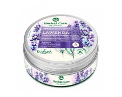 Увлажняющее масло для тела Лаванда и ванильное молочко Herbal Care Farmona