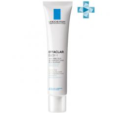 Корректирующий крем-гель для проблемной кожи, против несовершеств и постакне EFFACLAR DUO(+) LA ROCHE-POSAY