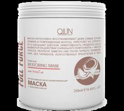 Интенсивная восстанавливающая маска с маслом кокоса OLLIN FULL FORCE