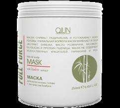 Маска для волос и кожи головы с экстрактом бамбука OLLIN FULL FORCE
