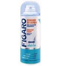 Пена для бритья для чувствительной кожи Figaro