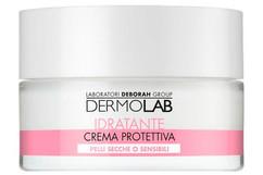 Защитный увлажняющий крем для лица для сухой и чувствительной кожи DLAB PROTECTIVE HYDRATING CREAM DRY OR SENSITIVE SKIN 20+ Deborah Milano