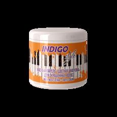 Маска-акварель цветная шкатулка для окрашенных волос Indigo Style
