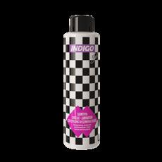 Шампунь шеллак ламинирование - для длинных волос Indigo Style