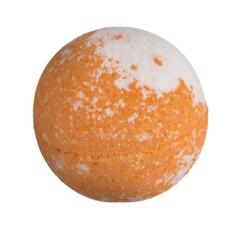 Шар для ванны «Персиковый сорбет» Кафе Красоты