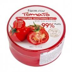 Гель для лица и тела Многофункциональный с томатом, 300 мл FarmStay Tomato Moisture Soothing Gel