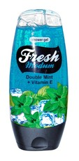 Гель для душа Double Mint + Vitamin Е MODUM FRESH