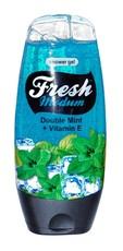 Гель для душа Double Mint + Vitamin Е MODUM FRESH
