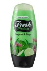 Крем-гель для душа Bergamot & Ginger Е MODUM FRESH