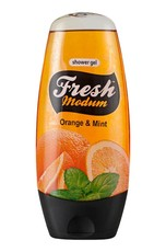 Гель для душа Orange & Mint MODUM FRESH