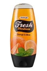 Гель для душа Orange & Mint MODUM FRESH