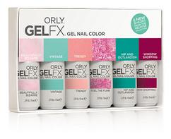 Гель-лак для ногтей MELROSE GEL FX ORLY