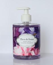 """Жидкое мыло """"Роскошь гиацинта"""" Fleurs de France Liv Delano"""