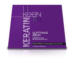 Cыворотка для выпрямления волос «KEEN»