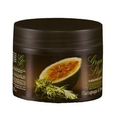 Регенерирующая маска-уход для тонких, ослабленных и выпадающих волос Пассифлора&Розмарин «GREEN STYLE» Liv Delano