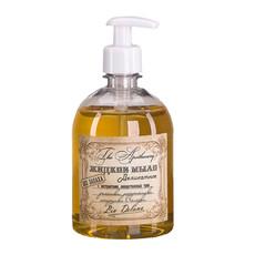 Жидкое мыло деликатное с экстрактами ромашки, подорожника «The Apothecary» Liv Delano