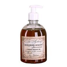 Жидкое мыло деликатное с экстрактами календулы, шалфея «The Apothecary» Liv Delano